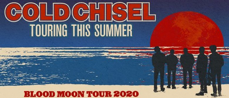 Cold Chisel rock the outdoors with their 'Blood Moon Tour' this summer