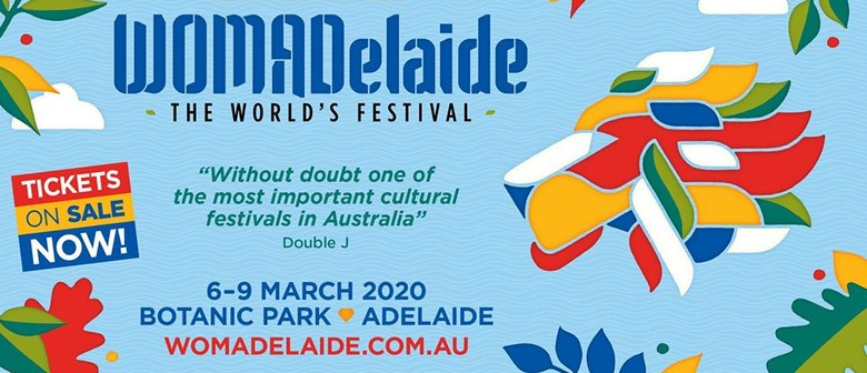 WOMADelaide drops full lineup for 2020