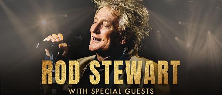 Rod Stewart celebrates 50 years in music; tours Australia in spring next year