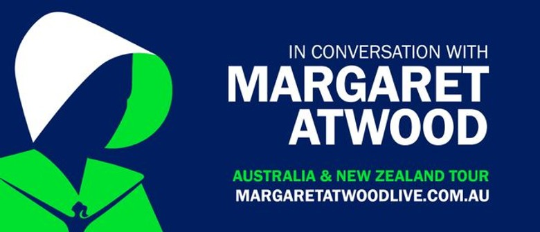 Canadian author Margaret Atwood takes to the AU stage live in February 2020