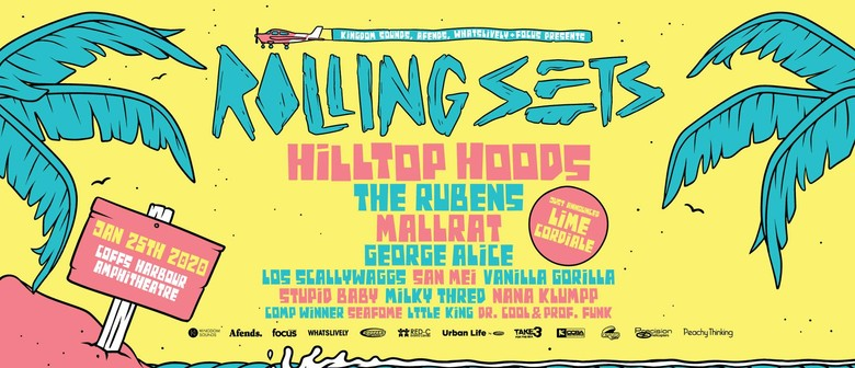 Rolling Sets Festival arrives in Coffs Harbour next year January