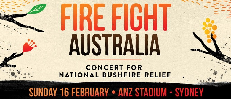 First set of artists announced for Fire Fight Australia