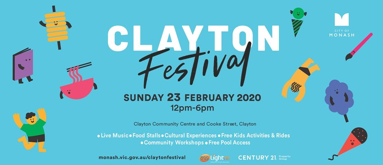 The 17th Clayton Festival is on this February