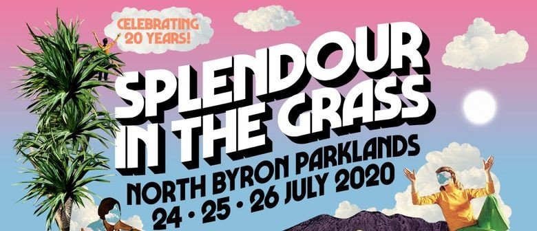 Splendour In the Grass celebrates 20 years this July, announces massive lineup