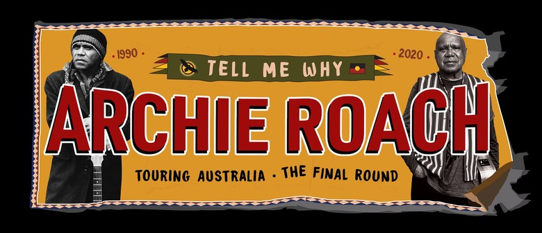 Archie Roach to tour Australia for the last time this May through to September