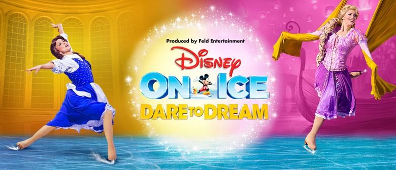 Disney On Ice skates across Australia this winter with new show, 'Dare to Dream'