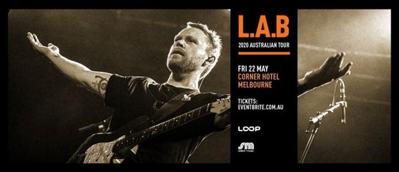 L.A.B. Australian tour this May postponed