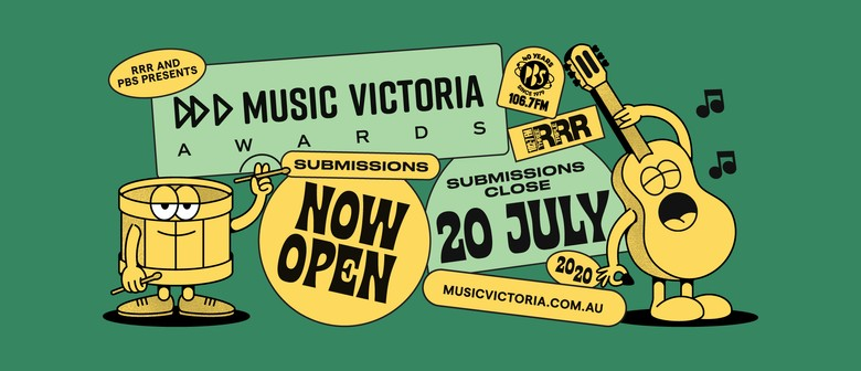 The Music Victoria Awards return for 2020; submissions now open!