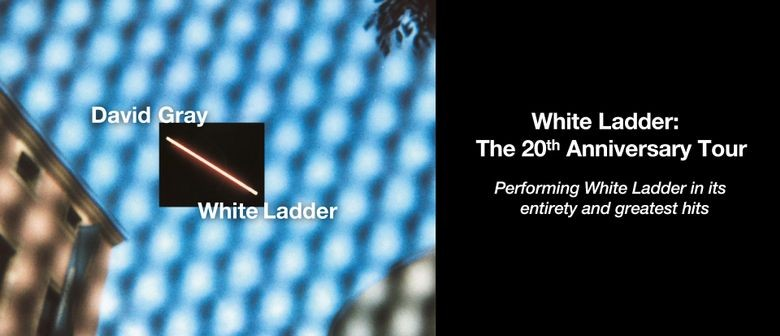 David Gray reschedules 'White Ladder: The 20th Anniversary Tour'
