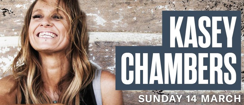 Kasey Chambers takes the Sidney Myer Music Bowl next month!