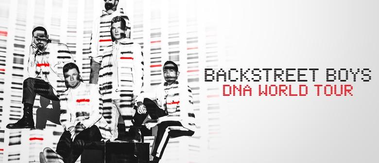 Backstreet Boys' DNA World Tour Australian shows rescheduled to 2022