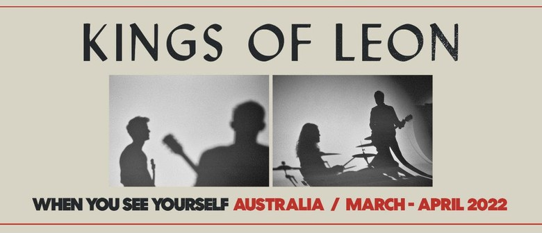 Kings of Leon tour Australia for the first time in over 10 years