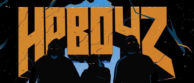 HP BOYZ postpone a few of their May tour dates