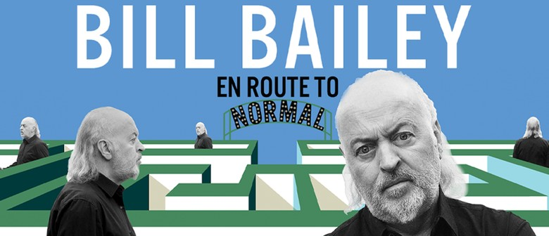 Bill Bailey returns to Australia this October to November