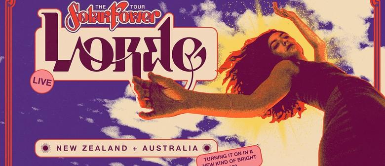 Lorde returns for 'Solar Power' Tour in Feb-Mar 2022