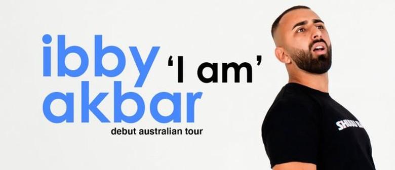 Aussie Comedian Ibby Akbar adds more Aussie shows