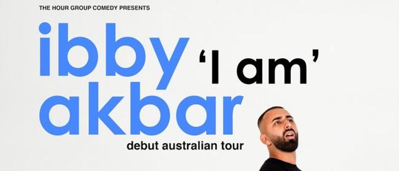 Ibby Akbar 'I am' Tour dates change announced