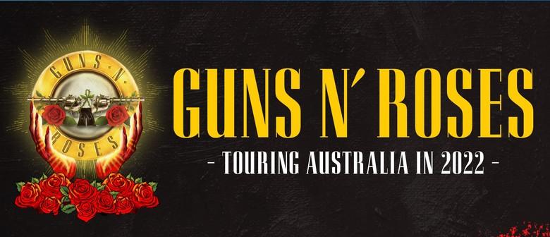 Guns N' Roses Rescheduled: Now Even Bigger In Summer 2022