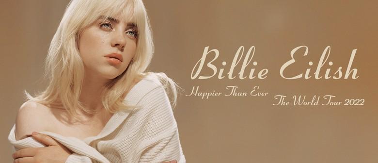 Billie Eilish returns down under for 'Happier Than Ever, The World Tour' in September 2022