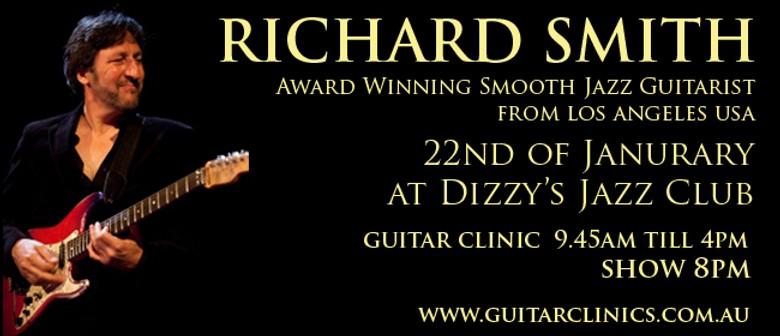 Richard Smith Guitar Clinic