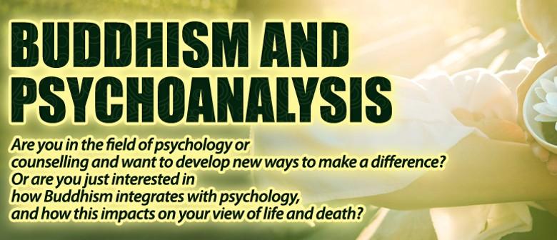 Buddhism and Psychoanalysis