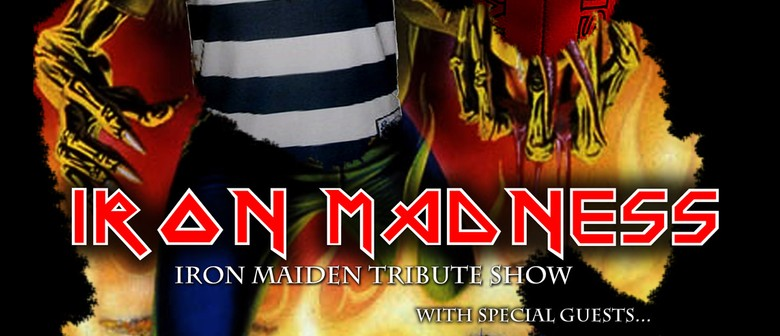 Madness In Geelong: Iron Maiden and Metallica Tributes