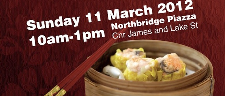 Yum Cha In The Park