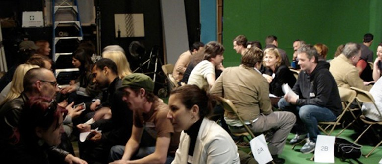 Speed Networking for Screen and Content Makers