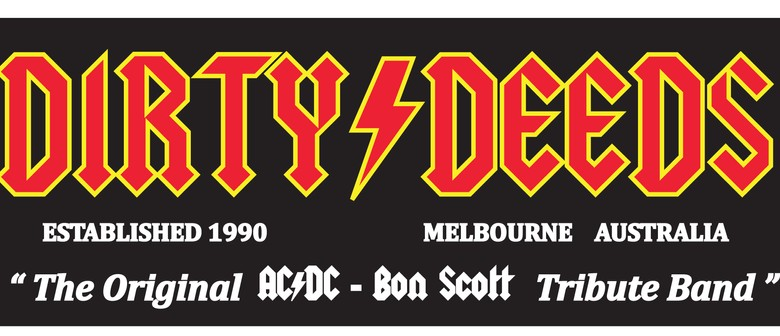 Dirty Deeds AC/DC Show