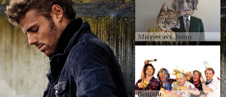 Kim Churchill, Microwave Jenny, Benjalu