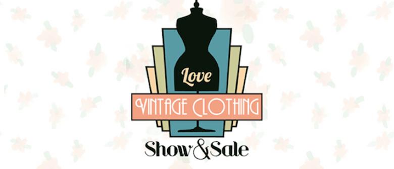 Love Vintage Clothing Show & Sale