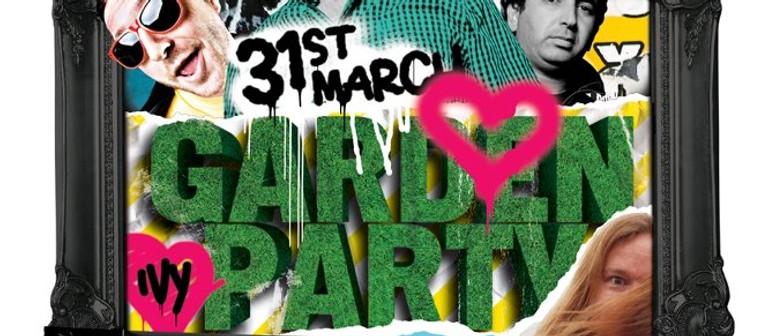 Garden Party: Freestylers, Marten Horger & Boy 8 Bit