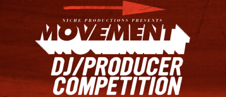 Movement: DJ/Producer Competition