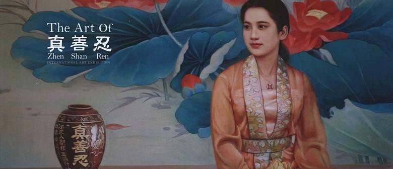 The Art of Zhen Shan Ren International Art Exhibition