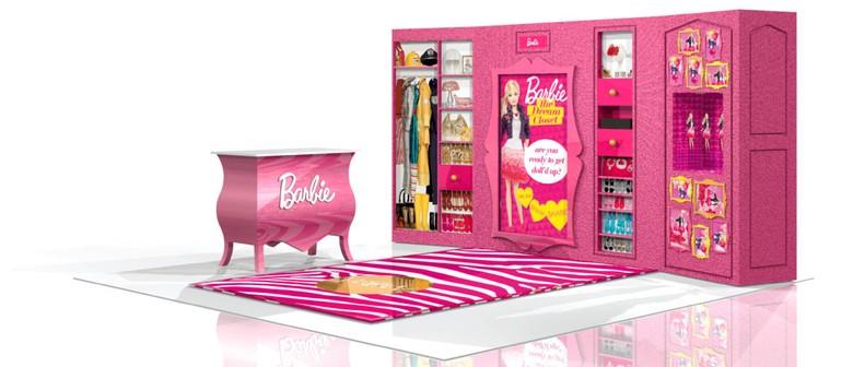Barbie: The Dream Closet