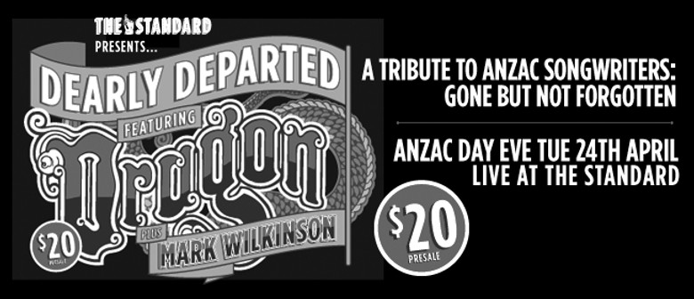Dearly Departed feat. Dragon and Mark Wilkinson