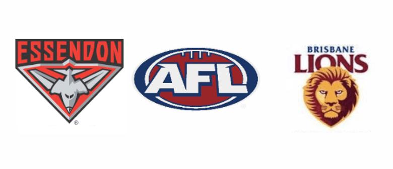 Essendon vs Brisbane Lions