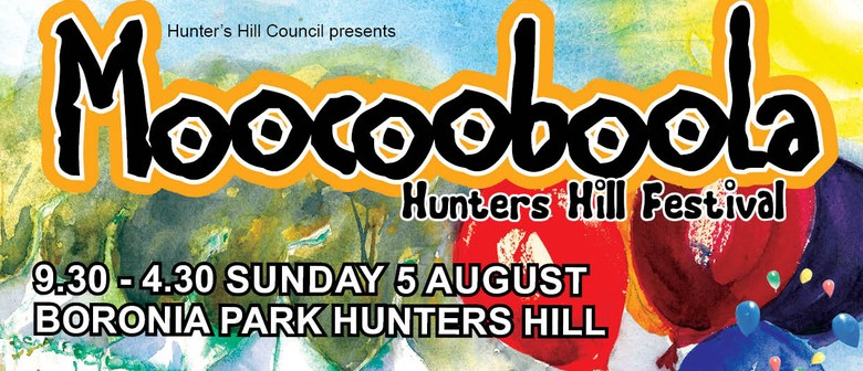 Moocooboola: Hunters Hill Festival