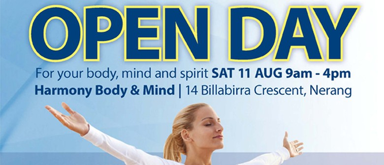 Body Mind and Spirit Open Day