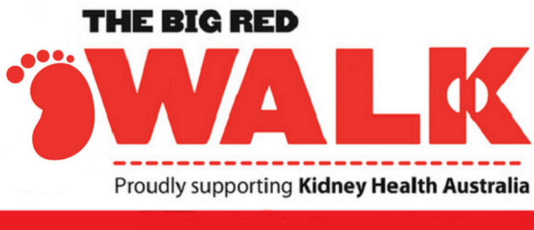 Big Red Walk: Proudly Supporting Kidney Health Australia