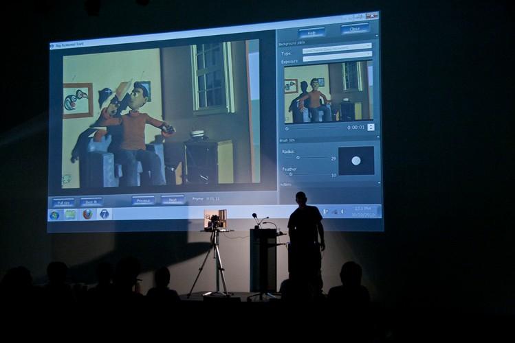 Black stump animation festival brisbane eventfinda for Blue room cinebar