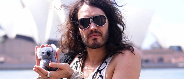 Russell Brand: I Am A Walrus