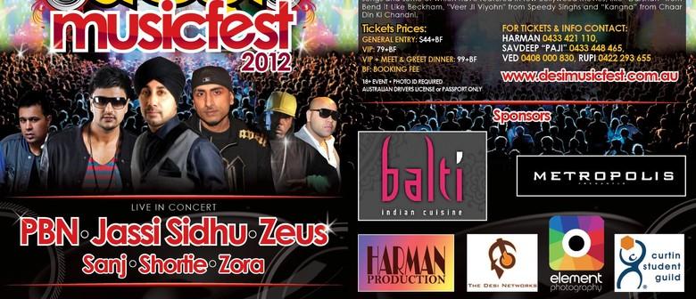 Desi Musicfest