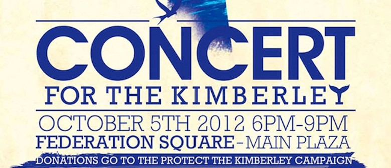 Concert for the Kimberley