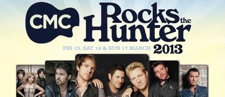 CMC Rocks The Hunter 2013