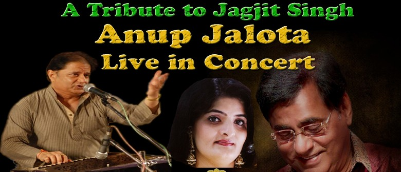 Anup Jalota: Tribute to Jagjit Singh