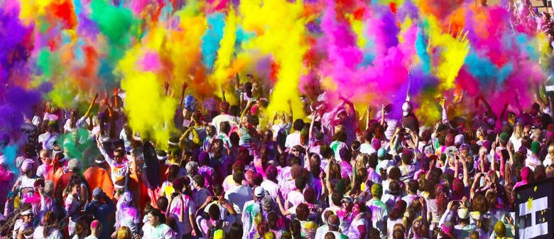 The Swisse Color Run: SOLD OUT