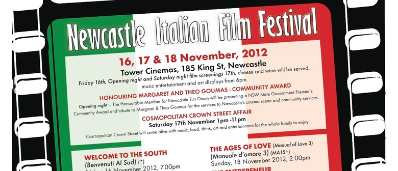 Newcastle Italian Film Festival