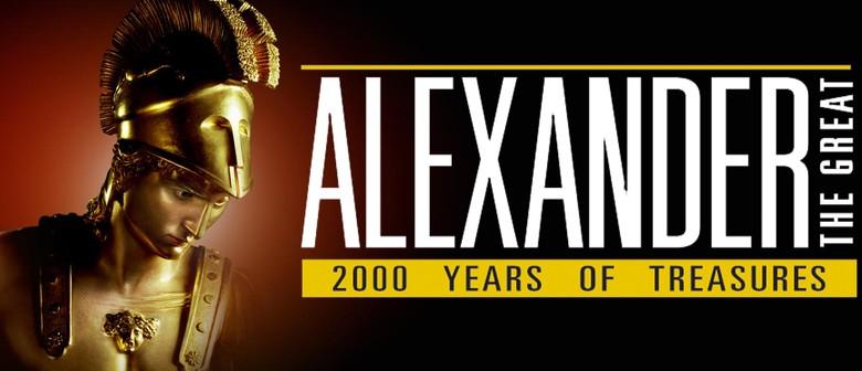 Alexander the Great: 2000 Years of Treasures