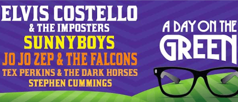 A Day On The Green: Elvis Costello